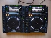 For Sale: PIONEER CDJ-2000 & 1x DJM-800 MIXER Pioneer HDJ-1000 DJ Head